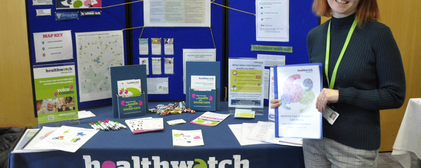 HWS Stand