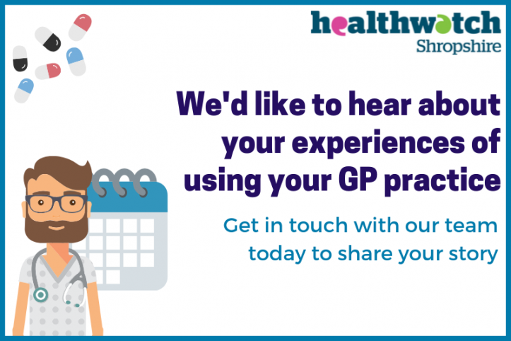 GP Appointment graphic